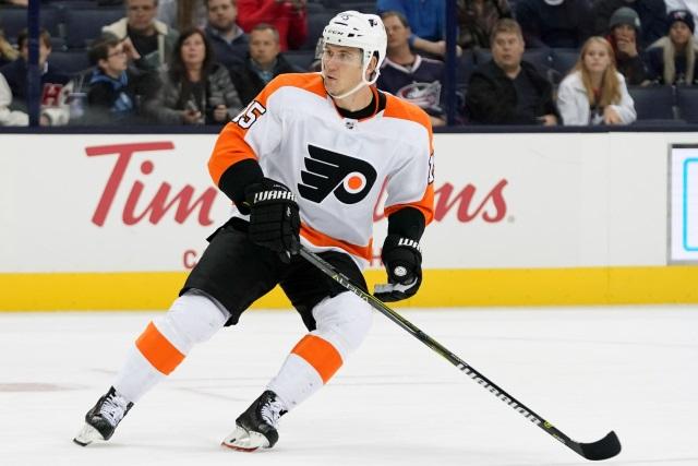 The Philadelphia Flyers have put Jori Lehtera on waivers.