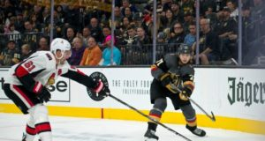 The Vegas Golden Knights are back in on Mark Stone.