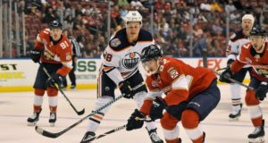 The Edmonton Oilers are open to the idea of trading Jesse Puljujarvi if the return is right.