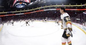 Max Pacioretty got off to a slow start for the Vegas Golden Knights, but things have changed.