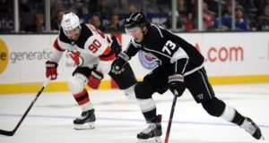 New Jersey Devils forward Marcus Johansson getting interest. The Los Angeles Kings likely won't move Tyler Toffoli.