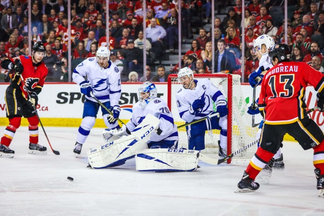 NHL power rankings: No change in our weekly consensus power rankings with Tampa Bay Lightning and Calgary Flames at the top.