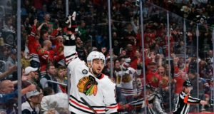 The Chicago Blackhawks are not in the rental market. They could look at moving Artem Anisimov.