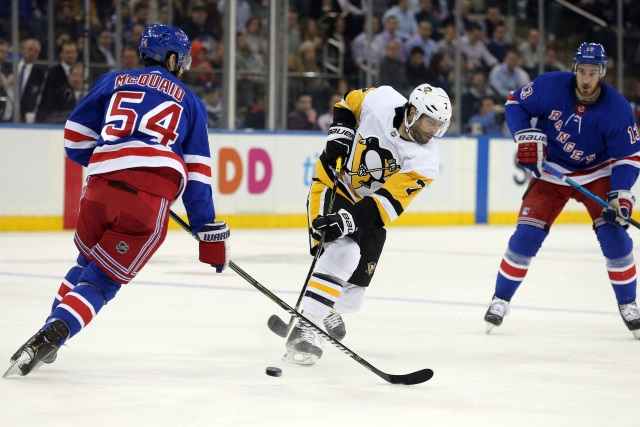 The New York Rangers could be trading pending UFAs Mats Zuccarello, Adam McQuaid and Kevin Hayes.