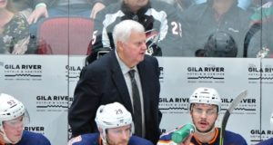 Edmonton Oilers coach Ken Hitchcock on the hot seat?