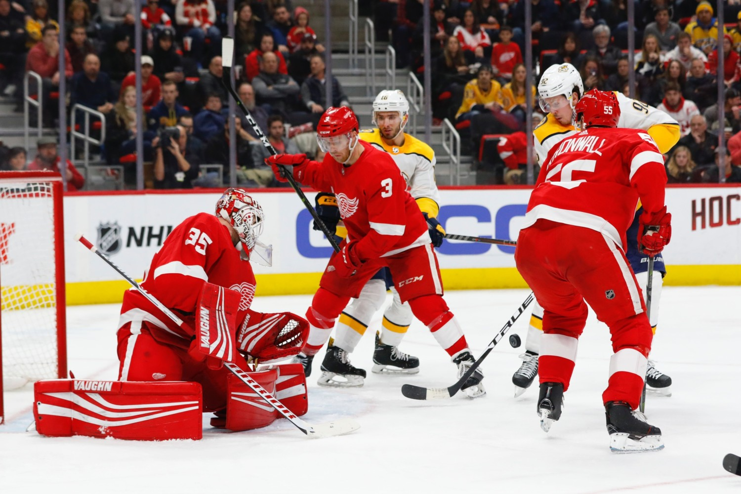 NHL Rumors: Detroit Red Wings GM On His Future, Trade Deadline and