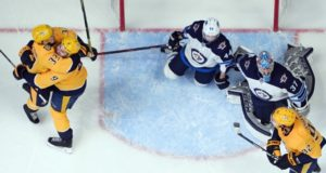 Nashville Predators and Winnipeg Jets