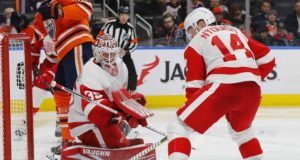 The Detroit Red Wings will have some decisions to make on Gustav Nyquist and Jimmy Howard.