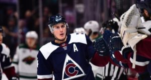 The Colorado Avalanche could look to move Tyson Barrie at the deadline or in the offseason.