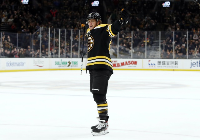Bob McKenzie thinks David Pastrnak's injury may cause some urgency, but GM Don Sweeney says they won't change their approach.