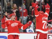 Detroit Red Wings could re-sign both Gustav Nyquist and Nick Jensen if they don't get a price they are happy with.