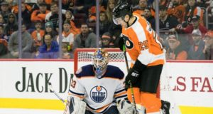 The Edmonton Oilers and Philadelphia Flyers have discussed Cam Talbot. The Oilers need to shed salary to active Andrej Sekera from the LTIR.