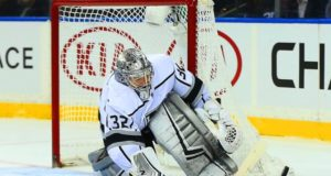 If the Los Angeles Kings were to trade Jonathan Quick, it's more likely to happen at the draft.