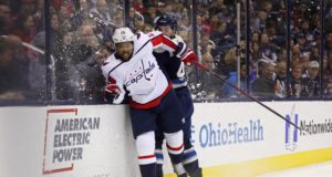 The Washington Capitals put Devante Smith-Pelly on waivers after report Dmitrij Jaskin was going on waivers. Trade could be in the works.