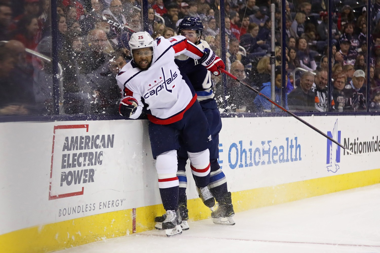 Capitals think twice, cut Devante Smith-Pelly loose
