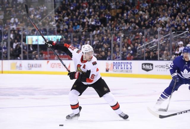 Ottawa Senators Plan on Trading Matt Duchene