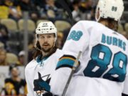 Sharks say Erik Karlsson is day-to-day