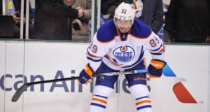 Sam Gagner may have initiated an Edmonton return.
