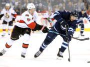 The Ottawa Senators scouting the Winnipeg Jets and vise verse. Jets eyeing Mark Stone?