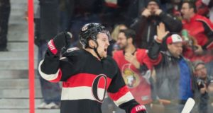The Colorado Avalanche have spoken with the Ottawa Senators about Mark Stone.
