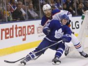 Appears to be no truth that the Edmonton Oilers and Toronto Maple Leafs discussed Adam Larsson and Connor Brown.