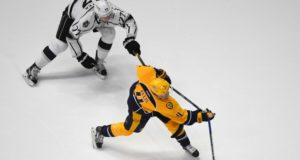 The Nashville Predators are one of the teams interested in Jeff Carter