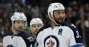 Dustin Byfuglien activated and Josh Morrissey could be a go tomorrow.