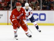 The Detroit Red Wings trade defenseman Nick Jensen to the Washington Capitals