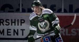 Senators and Flames among the teams interested in Joakim Nygard.
