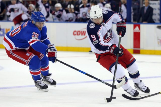 The New York Rangers and New York Islanders will be interested in Artemi Panarin if he goes to free agency on July 1st.