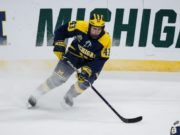 If Quinn Hughes plays 11 games for the Vancouver Canucks this season he'd be eligible for the expansion draft.