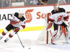 Looking at some offseason keys for the New Jersey Devils - Taylor Hall and Cory Schneider