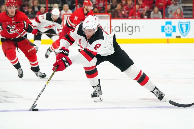 Taylor Hall has knee surgery earlier this week.