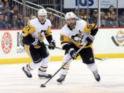 Evgeni Malkin out week-to-week and Kris Letang to travel with the team.