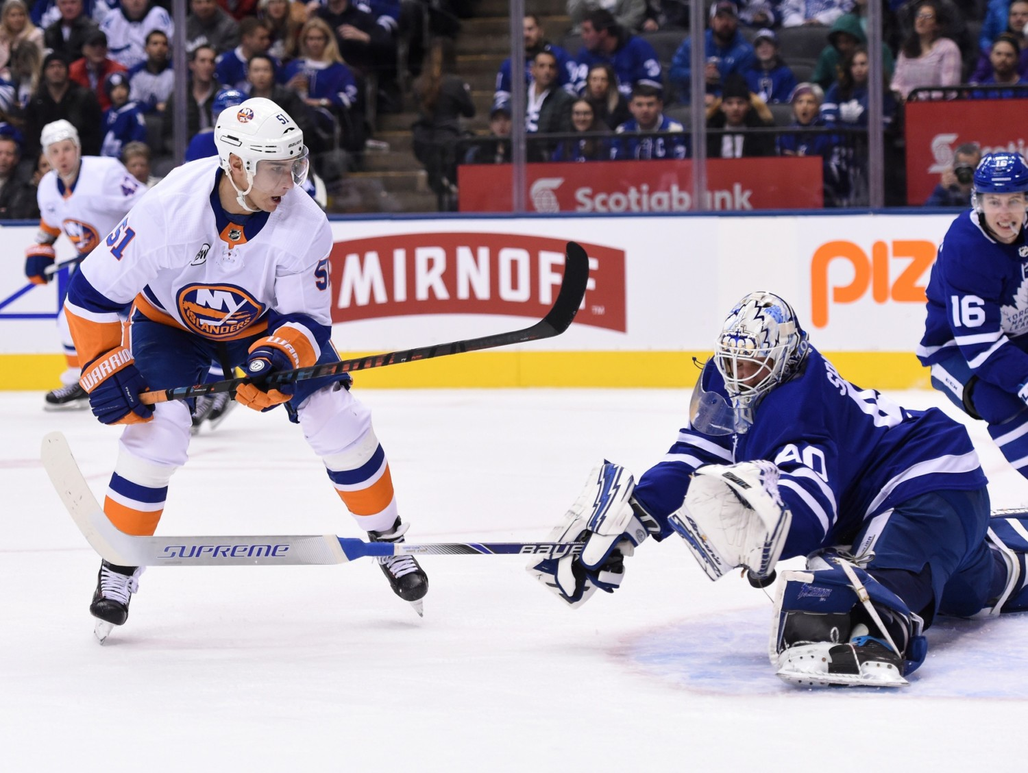 New York Islanders Valtteri Filppula will be out four weeks.