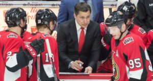 The Ottawa Senators will likely be looking for a young head coach this time around.