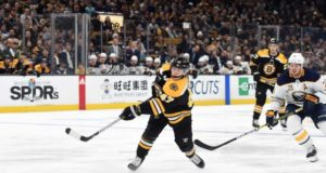 Boston Bruins defenseman Torey Krug may be too good for his own good.