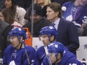 Is there a riff growing between Toronto Maple Leafs head coach Mike Babcock and general manager Kyle Dubas?