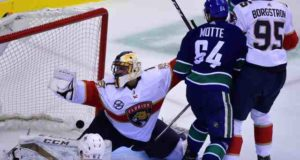Could injuries force Roberto Luongo to the LTIR for the next three seasons?