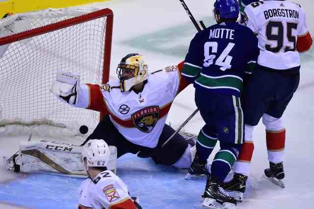 Nhl Rumors Vancouver Canucks And The Florida Panthers