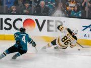 Boston Bruins Kevan Miller out week-to-week now.