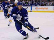 Toronto Maple Leafs defenseman Travis Dermott is going to return to the lineup tomorrow.