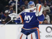 Robin Lehner knows the concussions risks. Will play this weekend.
