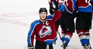 Colorado Avalanche Gabriel Landeskog is out four to six weeks