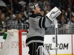 Could the Los Angeles Kings look at trading Jonathan Quick this offseason?