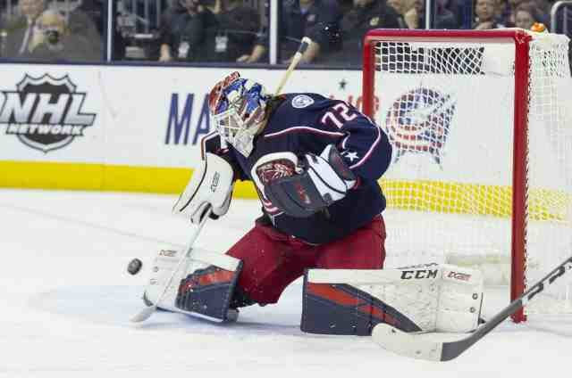Sergei Bobrovsky is one pending NHL free agent that could see his value increase with a good Stanley Cup playoffs.
