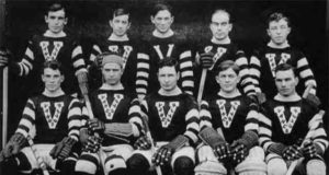 The Vancouver Millionaires won the Stanley Cup back in 1915.