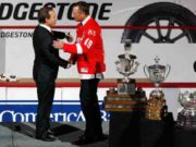 What changes will Steve Yzerman be looking to make as the new GM of the Detroit Red Wings.