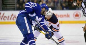 Nazem Kadri offered an in-person hearing. Connor McDavid has a small tear of his PCL.
