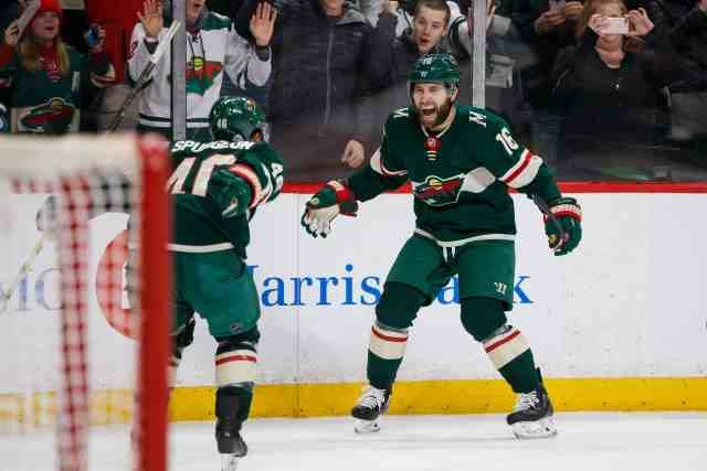 Minnesota Wild rumors involving Jared Spurgeon and Jason Zucker